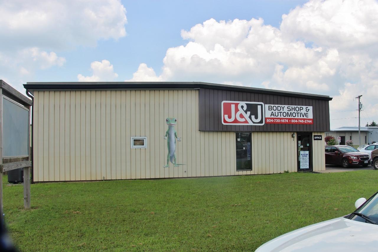 J & J AUTOMOTIVE (formerly Gowan Auto Service) in Mechanicsville, VA.