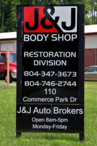J & J AUTO BROKERS in King William, Virginia